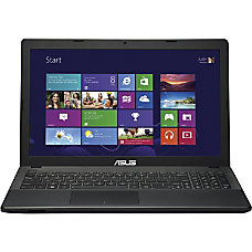Asus X551MAV EB01 BS 156 Notebook