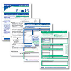 Complyright form i 9 and accuracy template set 8 12 x 11 for Office depot links paper templates
