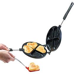 Starfrit Pancake Pan Heart Shape