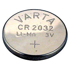 Battery Biz Hi Capacity CR2032 Coin