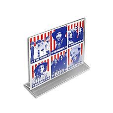 Azar Displays Top Load Acrylic Sign