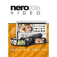 Nero Video 2016 Download Version