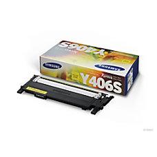 Samsung Y406 CLT Y406S Yellow Toner
