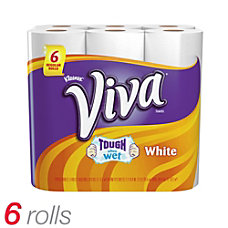Viva Regular Roll Paper Towels 11