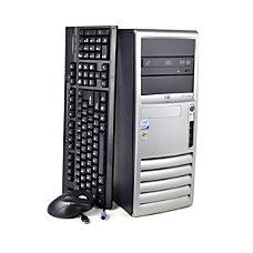 HP Compaq DC7700 Refurbished Desktop Computer