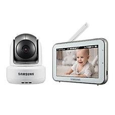 Samsung Techwin SEW 3043W BrightVIEW Baby