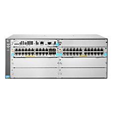 HP 5406R 44GT PoE4SFP No PSU