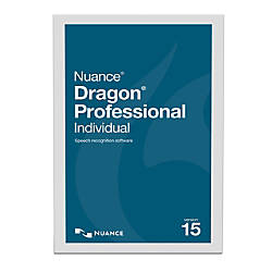 Nuance Dragon Professional Individual v15 Traditional