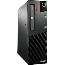 Lenovo ThinkCentre M83 10AM000KUS Desktop Computer