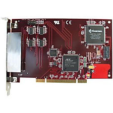 Comtrol RocketPort Universal PCI 4J Serial