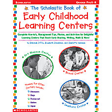 Scholastic The Scholastic Book Of Early