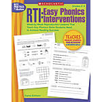 Scholastic RTI Easy Phonics Interventions
