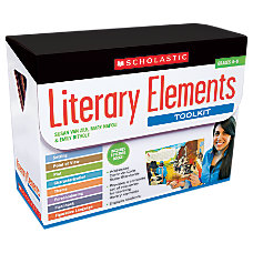 Scholastic Literary Elements Toolkit