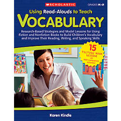 Scholastic Using Read Alouds To Teach