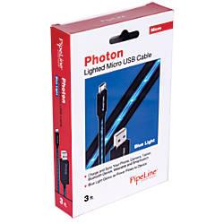 PipeLine Photon Micro USB Cable 3