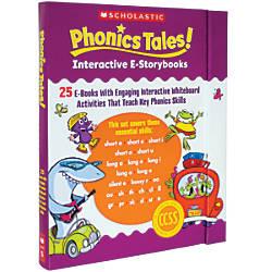 Scholastic Phonics Tales Interactive e Storybooks