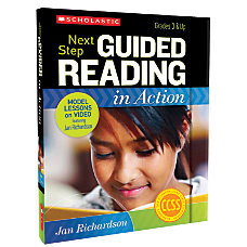 Scholastic Next Step Guided Reading in