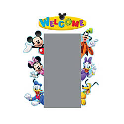 Eureka Welcome Go Arounds Accents Mickey