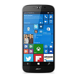 Acer Jade Primo Cell Phone Black