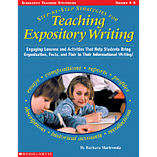 Scholastic Step By Step Strategies For