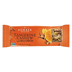 Sahale Snacks Snack Bars Non GMO