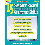 Scholastic 15 SMART Board Lessons For