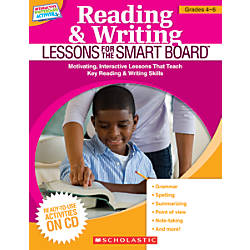 Scholastic Reading Writing Lessons For the