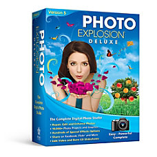 Photo Explosion Deluxe 5 Download Version