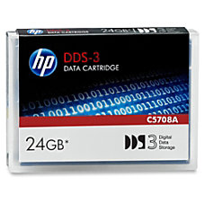 HP 4mm DAT DDS 3 Data