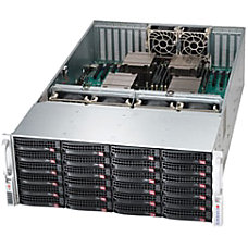 Supermicro SuperServer 8047R 7JRFT Barebone System