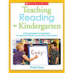 Scholastic Teaching Reading in Kindergarten By