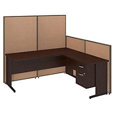 Bush Business Furniture C Leg L