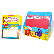 Scholastic Jingle Jungle Desktop Organizer