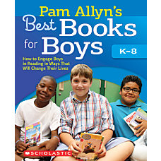 Scholastic Pam Allyns Best Books For