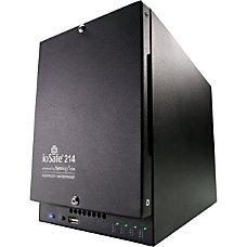 ioSafe 214 NAS Server with 1