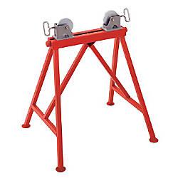 Adjustable Roller Stand wSteel Wheels