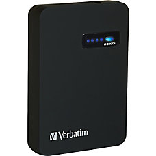 Verbatim Ultra Slim Power Pack 1200mAh