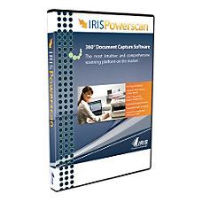 IRIS IRISPowerscan v90 License 1 License