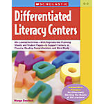 Scholastic Differentiated Literacy Centers
