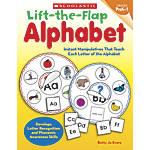 Scholastic Lift The Flap Alphabet Book