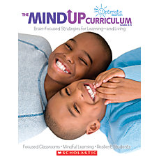 Scholastic The MindUP Curriculum Grades 3