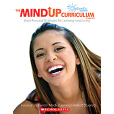 Scholastic The MindUP Curriculum Grades 6