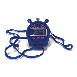 American Educational Digital Stopwatch Blue Pack
