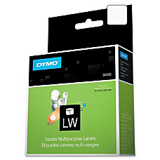 Dymo Multipurpose Label 1 Width x