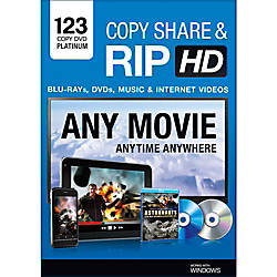 123 Copy DVD Platinum Download Version