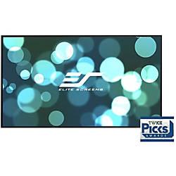 Elite Screens Aeon AR100WH2 Fixed Frame