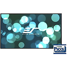 Elite Screens Aeon AR120WH2 Fixed Frame