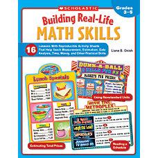 Scholastic Building Real Life Math Skills