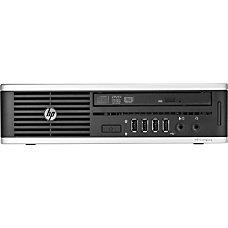 HP Business Desktop 8000 Elite Desktop