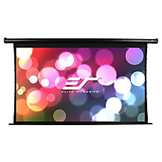 Elite Screens Electric100HT Spectrum Tab Tension